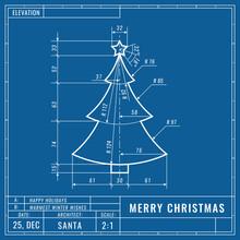 Christmas Tree As Technical Bl...