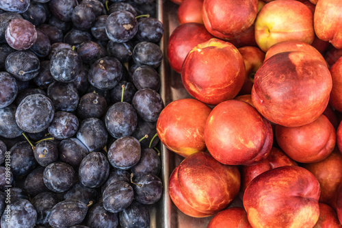 Market Fruit Background 3