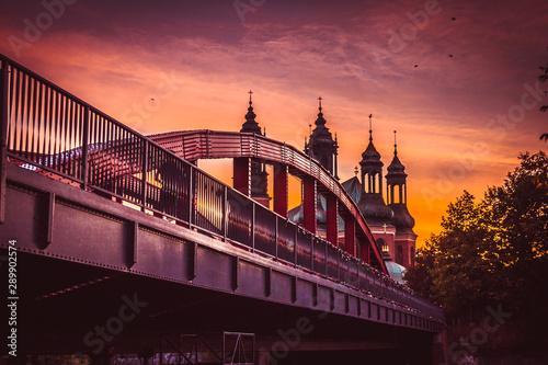 Obraz Poznań - fototapety do salonu