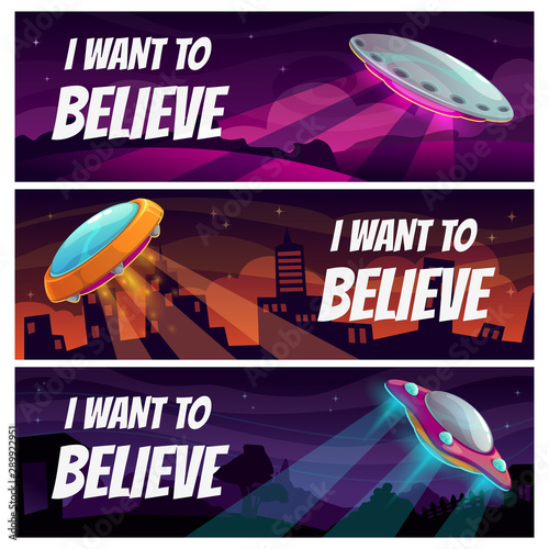Photo I want to believe