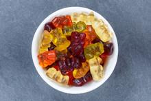 Gummy Bears Sweets Gummybears ...