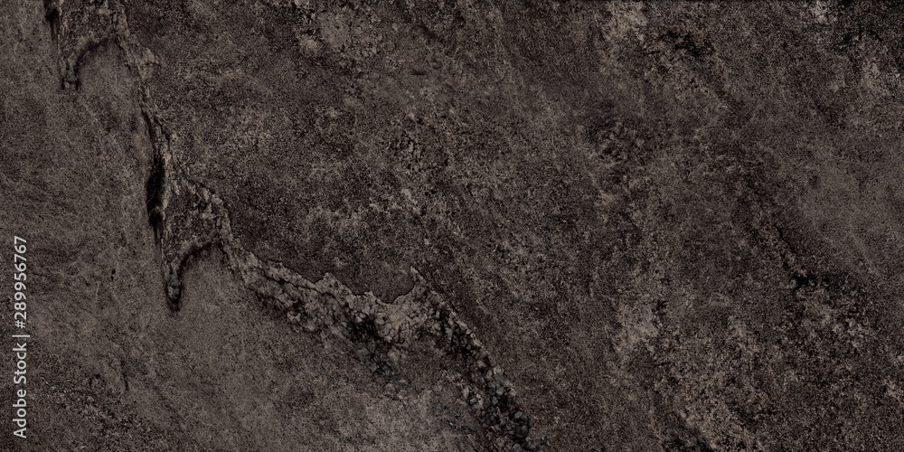 Fototapety, obrazy: antique brown gungy texture. Coffee color marble. rustic marble, high resolution marble