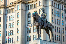 Monument Of King Edward VII By...