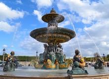 Paris, France:  The Fountain A...