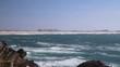view on Atlantic ocean, Baleal, Peniche, Portugal
