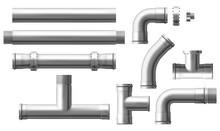 Stainless Steel, Metallic Pipe...