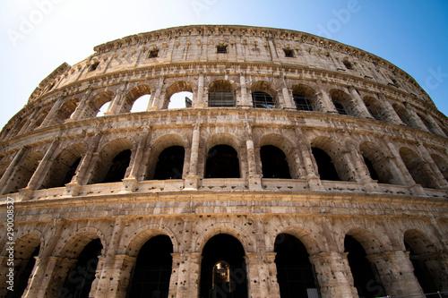 Obraz na plátne Roman coloseum