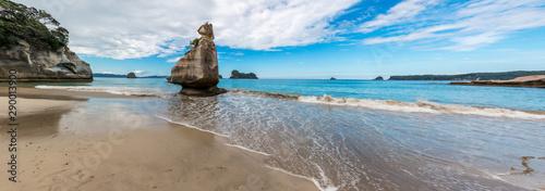 Cadres-photo bureau Taupe Cathedral Cove, Coromandel, New Zealand