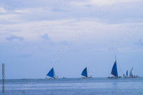 Cuadros en Lienzo  yacht