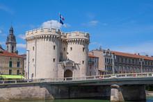 Das Alte Stadttor Von Verdun/F...