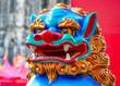 canvas print picture - Chinesischer Drache