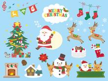 クリスマス 素材集2