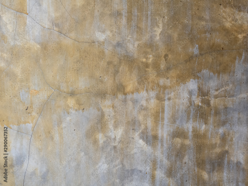 Fototapety, obrazy: old grungy concrete wall texture