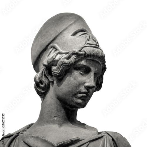 Athena the ancient Greek goddess Wallpaper Mural