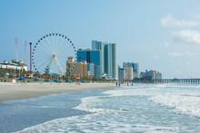 Resorts, Ocean, And Ferris Whe...