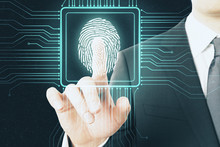 Digital Protection Concept Wit...