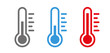 Temperature Symbol Set