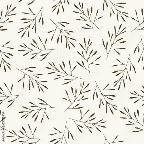 seamless-background-pattern-with-leaf-plants-grass-hand-draw-botanic-vector-stock-illustration-eps-10