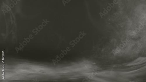 Recess Fitting Light, shadow white Fog smoke air overlays