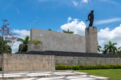 Obraz na płótnie Che Guevara Memorial and Museum in Santa clara.