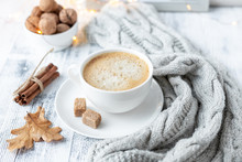 Cup Of Coffee, Brown Sugar, Kn...