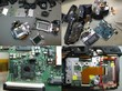 Canon Digital Camera Repair DSLR Electronics PCB Boards Damaged Fix corrosion Sony Handycam Mechanism