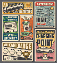 Electricity Service, Electric ...
