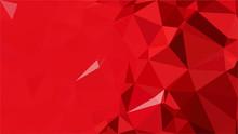 Polygon Background Illustration Vector Design