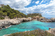 Cala S'Almonia Beach | Cala Llombards | Cala del Moro | Mallorca | Spanien