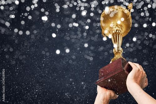 Fotografie, Tablou Champions.