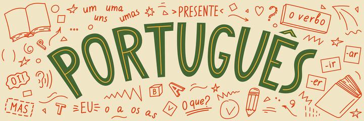 Portugues. Presente, o verb...