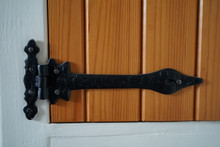 Old Fashioned Door Hinge