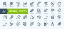 Spices, Condiments And Herbs  ...