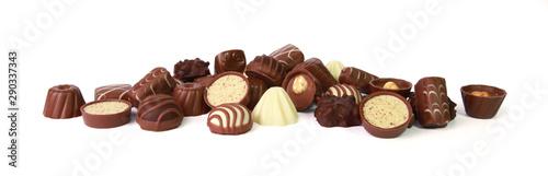 Fotografie, Obraz Chocolats de Noël