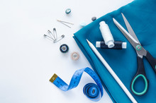 Desktop Accessories For Sewing...