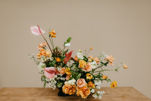 Florist In Studio Building A S...