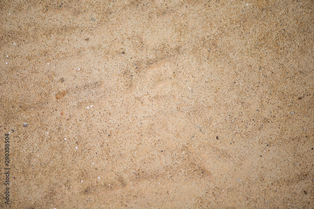 Fototapeta Wall for background or texture of mud baked