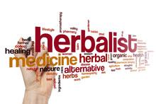Herbalist Word Cloud