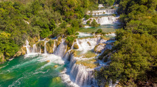 Krka National Park And Waterfall