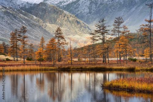 Magadan region, Kolyma, Jack London lake