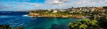 Scenic Panorama Of Gordons Bay Sydney Australia