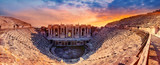 Amphitheater in the ancient city of Hierapolis