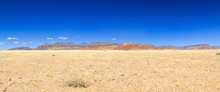 Mountain Landscape In The Desert, Namib Naukluft Park, Namibia
