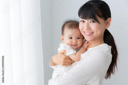 Fotografia  赤ちゃんとお母さん