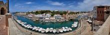 Ciutadella De Menorca Harbour