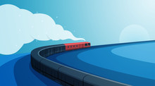 Railway Transport. Concept Of ...