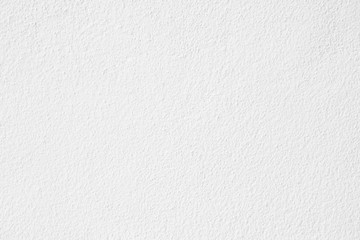 White cement or concrete wall texture for background. Paper texture.