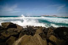 Meer, Ozean, Beach, Küste, Wasser, Welle, Fels, Landschaft, Fels, Himmel, Blau, Welle, Gestade, Natur, Küstenlinie, Piter, Felsig, Urlaub, Anreisen, Cloud, Brandung, Insel, Sand, Meerlandschaft, Calif