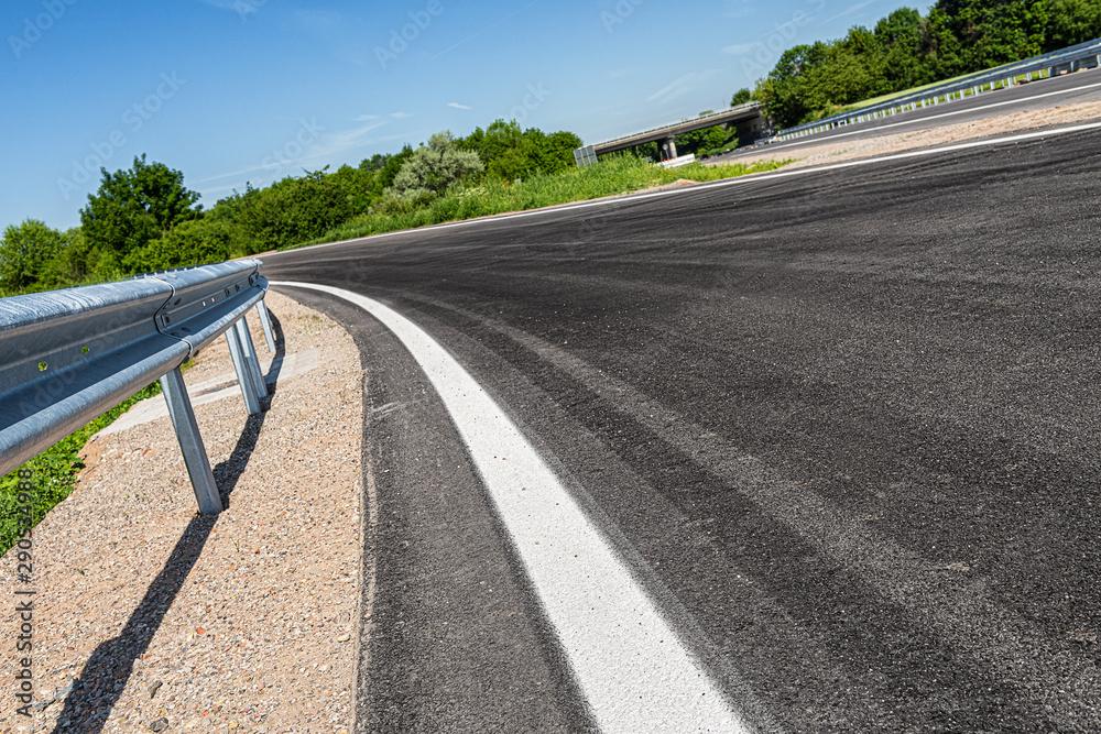 Fototapety, obrazy: highway 2