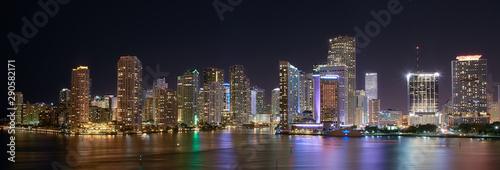 Miami nocą